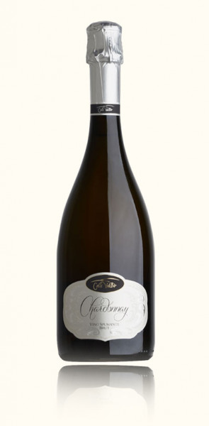 Vino Chardonnay Spumante Bianco Brut